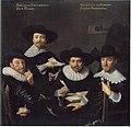 Bartholomeus van der Helst - De regenten van het Walenweeshuis, 1637 - 1425 - Amsterdam Museum.jpg