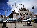 Basilica de Copacabana des de la plaça.jpg