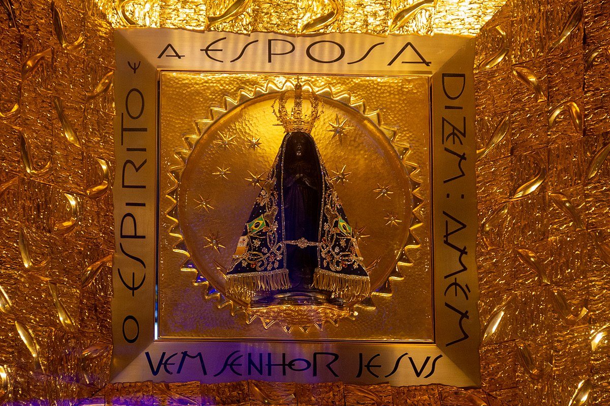 National Sanctuary Of Our Lady Of Aparecida: Our Lady Of Aparecida