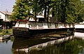Basingstoke Canal, Houseboats - geograph.org.uk - 1652514.jpg