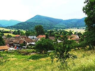 Bassemberg Commune in Grand Est, France