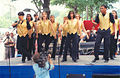 Bastille LesHalles WDC 14jul98 Song and dance group.jpg