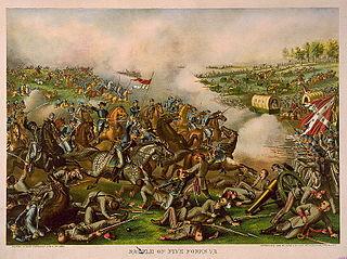Battle of Five Forks American Civil War history