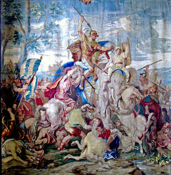 File:Battle of Gaugamela (Arbela).PNG