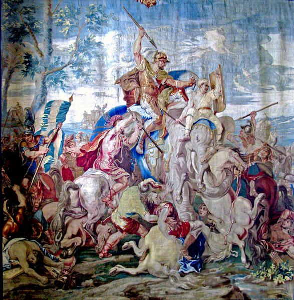 File:Battle of Gaugamela (Arbela).PNG