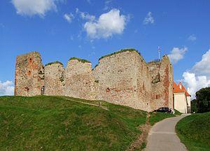 Kreevins - Bauska Castle