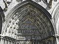 Bayeux (14) Cathédrale Façade ouest 12.JPG