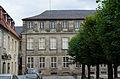 Bayreuth, Neues Schloss, Nordflügel, Westseite-001.jpg