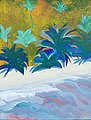Beach Palms (1986) by Michael E. Arth.jpg