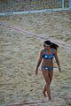 Beach volleyball, quarter final USA vs Italy.jpg