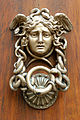 Beat door shaped Medusa on the Ministry of Finance.jpg