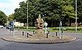Bebington Village roundabout 2108-1.jpg