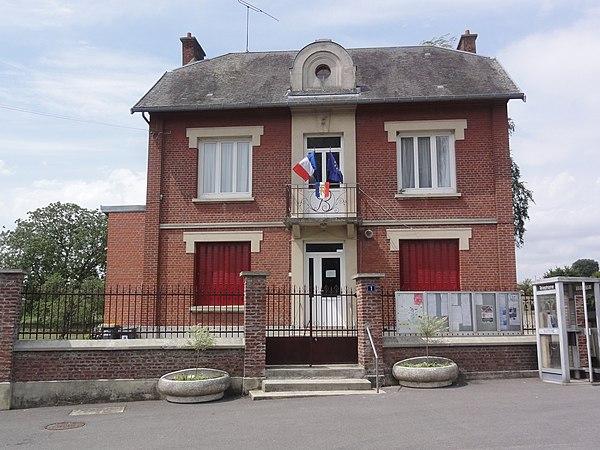Photo de la ville Becquigny