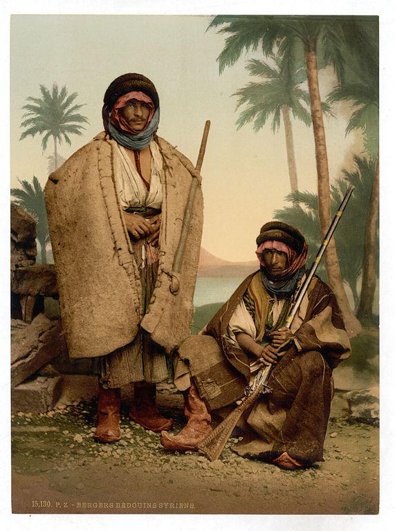 File:Bedouin shepherd of Syria, Holy Land-LCCN2002725072.jpg ...