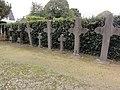 Beers Rijksmonument 517501 4 van 5 grote grafkruisen fam. Barten.JPG