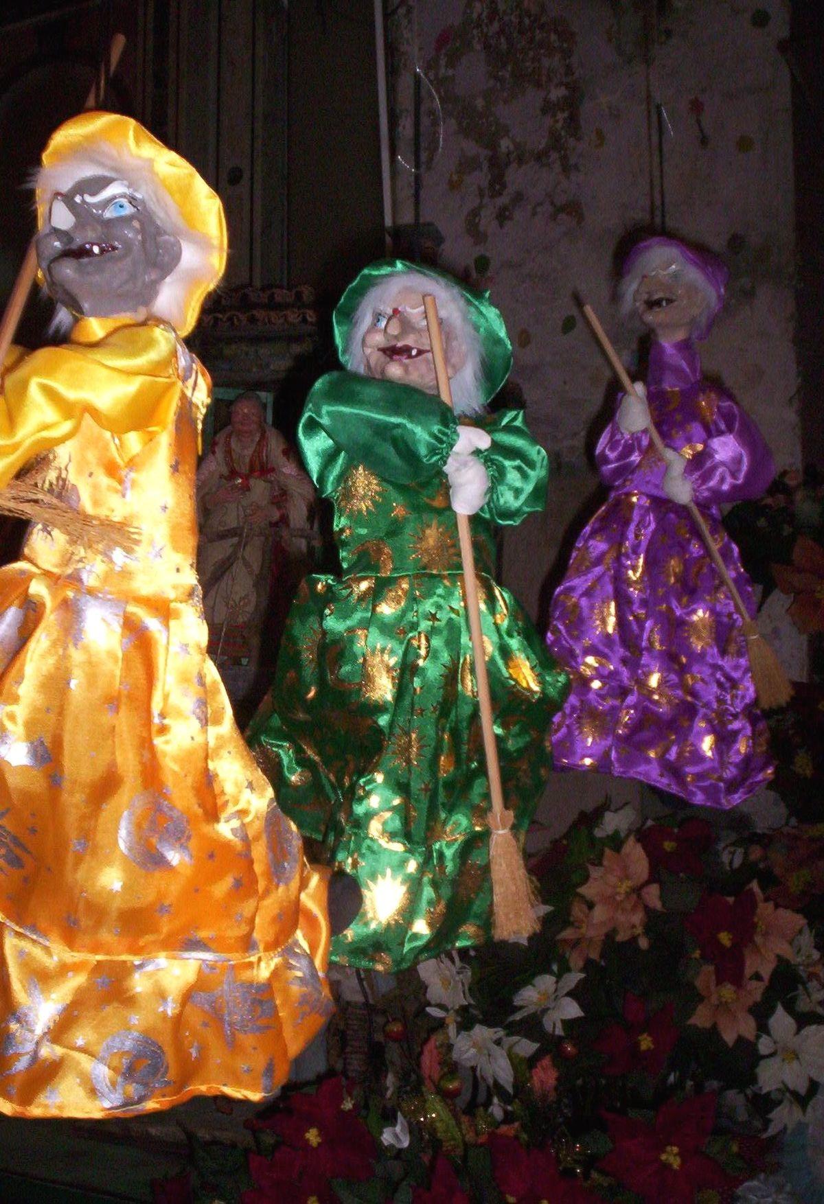 Christmas In Italy 2019.Befana Wikipedia