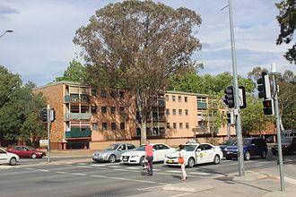 Reid, Australian Capital Territory - Bega Flats