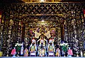 Beigang Beigang Chaotian Temple Mittlere Halle 4.jpg