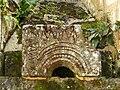 Belaygue prieuré décor intérieur sud.JPG