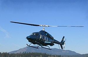 Bell 222/230 - A Bell 222U