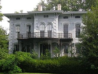 Bellevoir-Ormsby Village - Image: Bellevoir Louisville KY Flickr