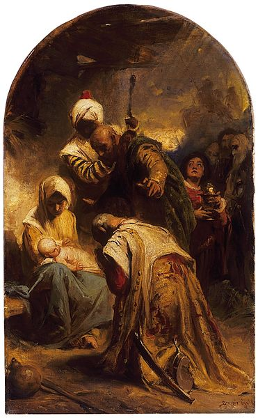 File:Benczúr Adoration of the three Kings 1911.jpg