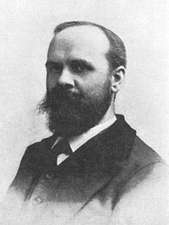 Left-libertarianism - American individualist anarchist Benjamin Tucker, known for his libertarian journal, Liberty