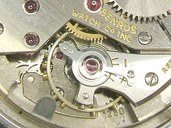 Benrus Watch Balance Wheel.JPG