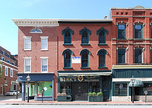 Central New Bedford Historic District - Union Street