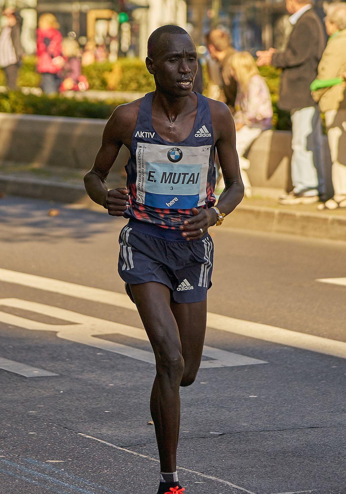 Mutai steps up to lead Kenyan Boston Marathon hunt