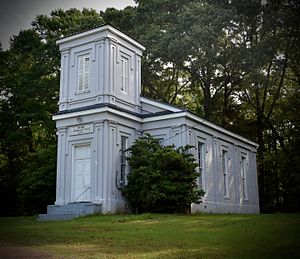 National Register of Historic Places listings in Claiborne County, Mississippi - Image: Bethel Presbyterian Church, Alcorn, Mississippi
