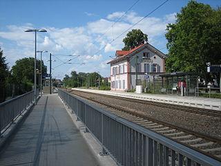 Sondernheim station