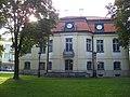 Białystok, budynek murowany z XVIII w. (tzw. pałacyk gościnny Branickich, ob. USC Pałac Ślubów, ul. Kilińskiego 6, 1771, 01.JPG