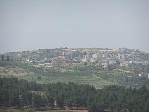 Biddu, Jerusalem - Biddu