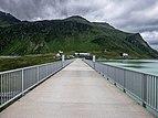 Bielerhöhe - Silvrettastausee - Staumauer 02.jpg