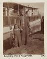 Bild från familjen von Hallwyls resa genom Egypten och Sudan, 5 november 1900 – 29 mars 1901 - Hallwylska museet - 91603.tif