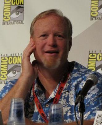 Patrick Star - Bill Fagerbakke, the voice of Patrick