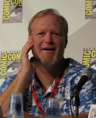 Patrick Star - Bill Fagerbakke, the voice of Patrick