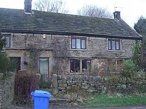 Listed buildings in Sheffield S6 - Image: Bingley Seat, Rivelin, Sheffield 2