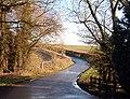 Birdingbury, lane to Bourton - geograph.org.uk - 1127202.jpg