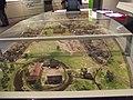 Birmingham History Galleries - Birmingham its people, its history - Origins - model - Birmingham in 1300 (8159354107).jpg
