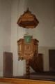 Birstein Birstein Evangelische Kirche pulpit.png