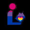 Bisexual Panromantic Pride Library Logo.png