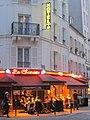 Bistro Le Chinon, Rue des Abbesses 2011.jpg