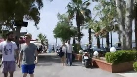 Bestand:Bitez District Bodrum Turkey Speed walk.webm
