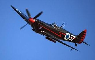 History of the Israeli Air Force - The Black Spitfire