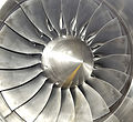 Blades of a RAF Typhoon Jet Engine MOD 45147978.jpg