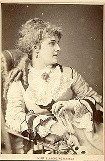 American opera singer and writer