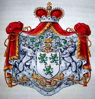 Lannoy family - Coat of arms