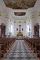 Blieskastel Schlosskirche Innen 02 2013-04-03.JPG